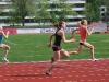 Tytöt 100 metrillä
