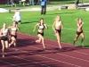 Sanna 100m loppukilpailu 12,96 Mikkeli 13.9.2014