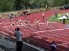 Sanna 100m aidat 15,46 Kuopio 12.7.2014