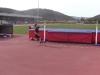 Atson korkeushyppyä, Mallorca 8.4.2013