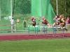 Sanna 100m aidat 15,26 Lieksa 26.7.2014