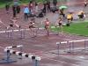 Sanna ja Iida 100m aidat Leppävirta 1.8.2013