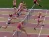 Hertta ja Jutta 100m aidat 14,37w ja 14,74w Turku 8.9.2012