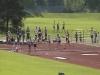 T15 4x100m finaali Tuusula 9.7.2011