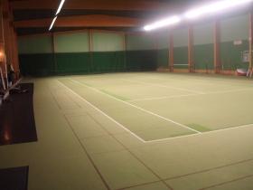 Tennishalli